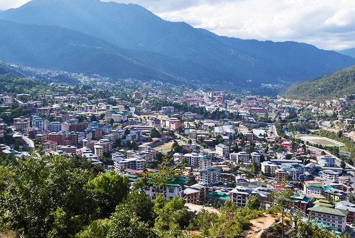 How Thimphu became the capital of Bhutan | The story of Thimphu city